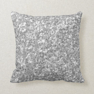 Modern Silver Pillows : Modern Silver Cushions - Modern Silver Scatter Cushions Zazzle.com.au