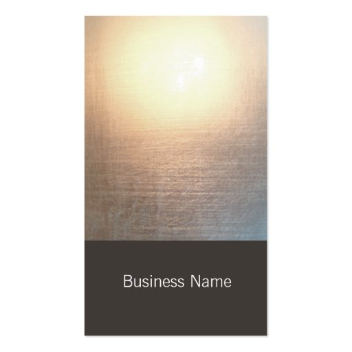 Modern Zen Glow Healing Arts Natural Wellness Business Card Templates