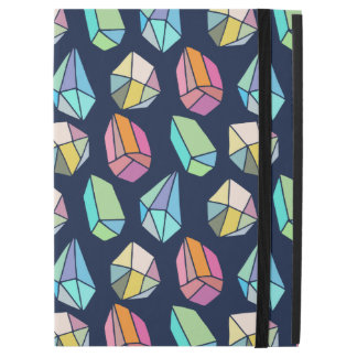 """ModernAbstract Colorful Crystal Pattern iPad Pro 12.9"""" Case"""