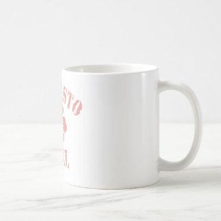 Modesto Pink Girl Mugs