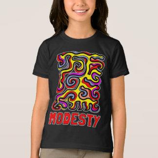 """""""Modesty"""" Girls' American Apparel T-Shirt"""