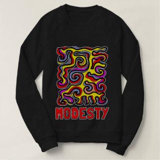 """""""Modesty"""" Women's American Apparel Sweatshirt"""