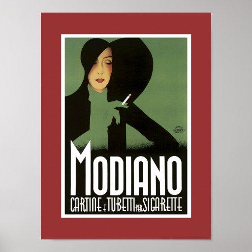 Modiano Print