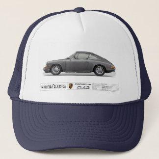 Modifica Classica | 1965 Slate Grey 912 Side View Trucker Hat
