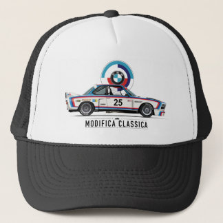 Modifica Classica | 1975 3.0 CSL Group 4 Race Car Trucker Hat