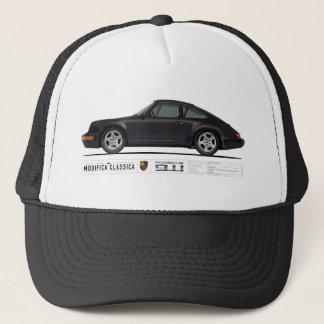Modifica Classica   1992 964 Carrera 2 Black Trucker Hat