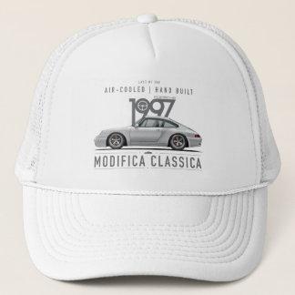 Modifica Classica | 1997 Carrera 4S Arctic Silver Trucker Hat