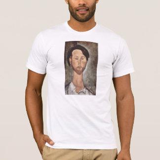Modigliani Amedeo Portrait T-Shirt