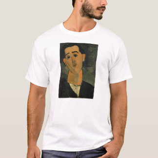 Modigliani Amedeo Portrait T-Shirt