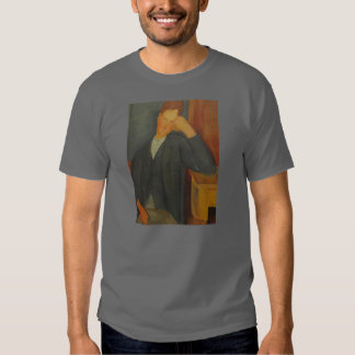 Modigliani Amedeo Portrait Tee Shirt
