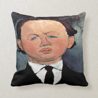 Modigliani - Portriat of the Mechanical Pillow