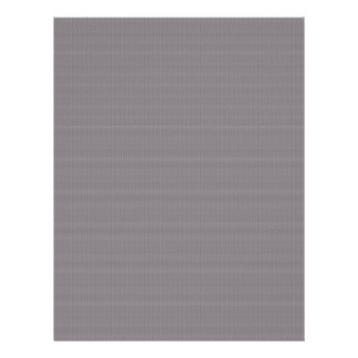 Modish light grey leafs on retro purple background custom flyer