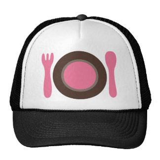 ModPolkaNurseryP5 Mesh Hat