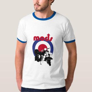 Mods/Vespa T-Shirt