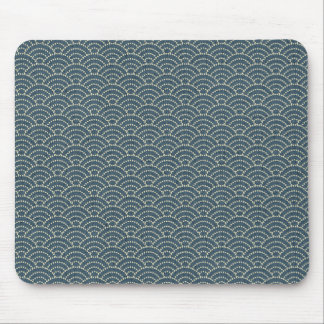 MOEGI - Traditional Japanese design Mouse Mouse Pad