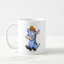 Moehog Blue mugs