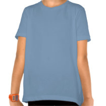 Moehog Blue t-shirts
