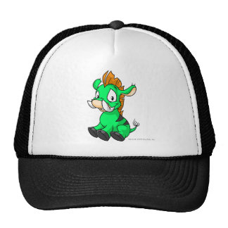 Moehog Green Cap