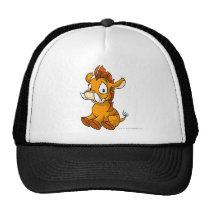 Moehog Orange hats