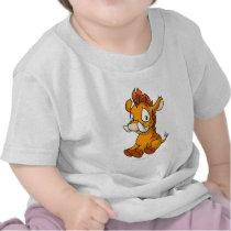 Moehog Orange t-shirts