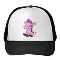 Moehog Pink hats
