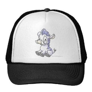 Moehog White Cap