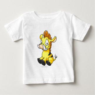 Moehog Yellow Baby T-Shirt