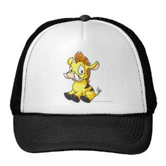 Moehog Yellow Cap