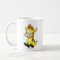 Moehog Yellow mugs