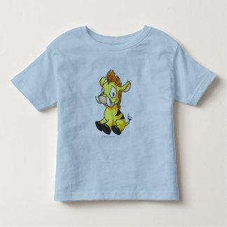 Moehog Yellow Toddler T-Shirt