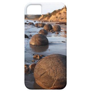 Moeraki boulders New Zealand iPhone 5 Cases