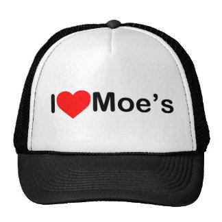 Moe's Valley Trucker Hat