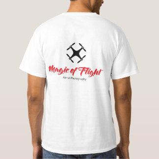 MoF Basic White T-Shirt