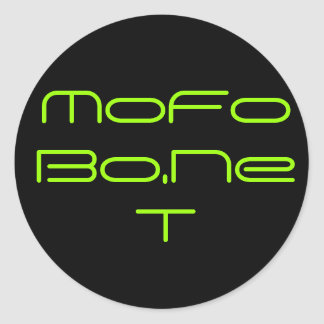 MoFoBo.NeT Sticker