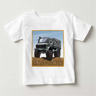 Mog2_silver Baby T-Shirt