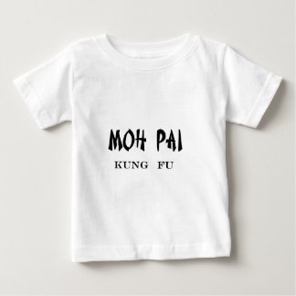 Moh Pai Kung Fu Black Tees