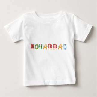 Mohammad Baby T-Shirt