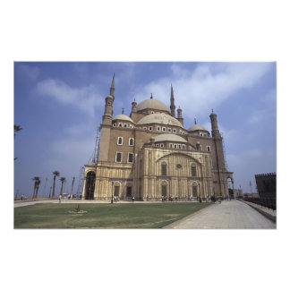 Mohammed Ali Mosque at the Citadel of Cairo, 2 Photo