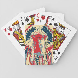 Mohawk Indian Deck of cards