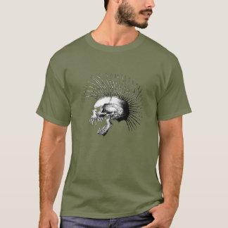 Mohawk Skull T-Shirt