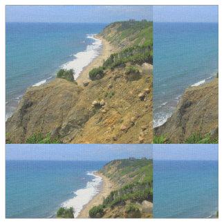 Mohegan Bluffs Block Island 2 Fabric
