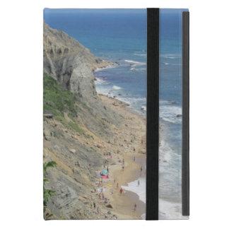 Mohegan Bluffs Block Island Cases For iPad Mini