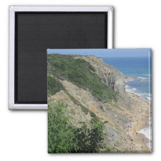 Mohegan Bluffs Block Island Fridge Magnets