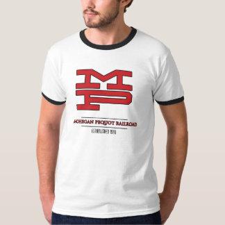 Mohegan Pequot Railroad - Est. 1980 T-Shirt