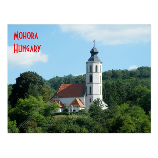 Mohora Postcard