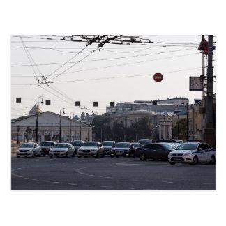 Mohovaya street postcard