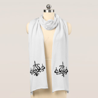 Moi Chic Chandelier (More Options Available) - Scarf