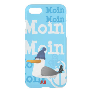 """""""Moin Moin"""" Seagull iPhone 8/7 Case"""
