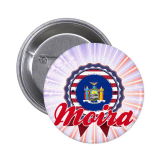 Moira, NY Buttons
