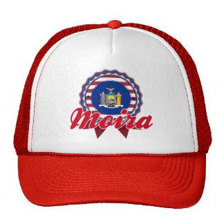 Moira, NY Trucker Hats